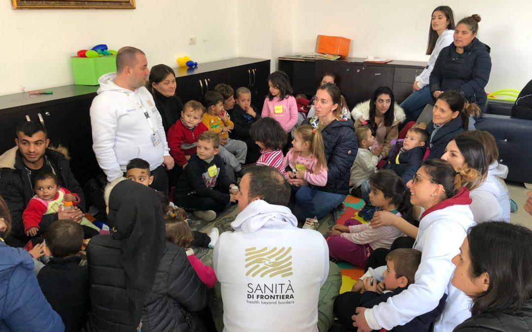 Genitorialità in Emergenza: il nostro sostegno alle famiglie albanesi colpite dal sisma
