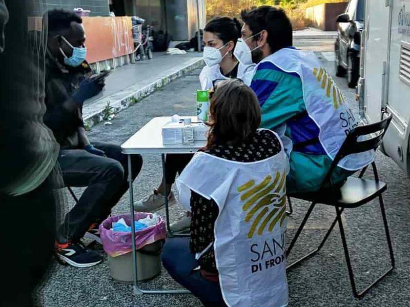 Unità Mobile: presidiamo i retroterra angusti
