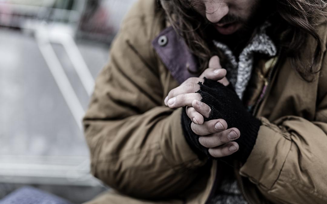 Emergenza freddo: le nostre attività in sostegno delle persone senza fissa dimora