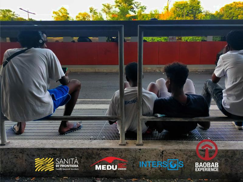 Sgombero Tiburtina, persone vulnerabili mandate via nel nome del decoro